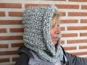 Accesorios de moda cuello bufanda