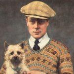 Jersey Shetland y Eduardo VIII