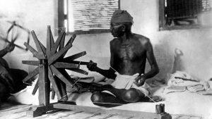 La revolución de Gandhi