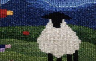 Oveja Textilera Reto Hilandia