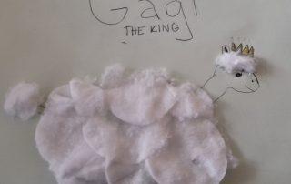 Gagi The King Reto Hilandia